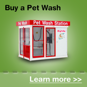 Pet Wash Station