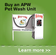 APW Pet Wash Unit