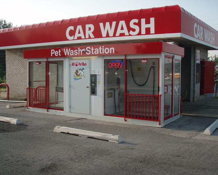 Car Wash With Dog Wash Station Near Me