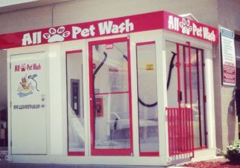 All Paws Pet Wash Vending Stations