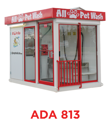 ADA 813 Isolated with text