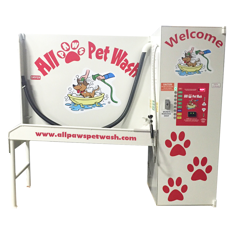 pet wash machine