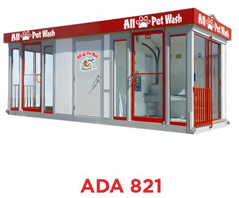 ADA 821 Isolated with Text